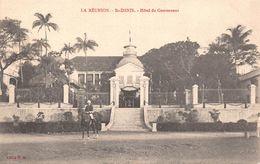 ILE DE LA REUNION  - SAINT DENIS  - Hotel Du Gouverneur - Saint Denis