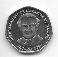 *jamaica 1 Dollar 1996 Km 164  Xf+ - Jamaica