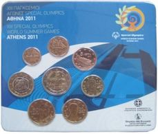 Greece Euro Coins Set 2011 I - Grèce