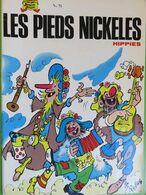 BD - Les Pieds Nickelés Hippies - N° 71 - 1980 - Pieds Nickelés, Les