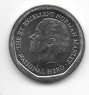 *jamaica 5 Dollars 1995 Km 163   Bu/ms65 - Jamaica