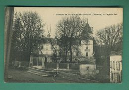 24 La Rochebeaucourt Chateau Façade Est - Frankreich