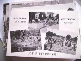 Nederland Holland Pays Bas Westerbork Recreatiecentrum De Pieterberg - Niederlande