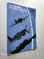 Royal Air Force Yearbook 2012 - Esercito/Guerra