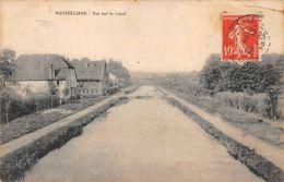 Montbéliard Canal Du Rhône Au Rhin Thème Péniches Péniche - Montbéliard