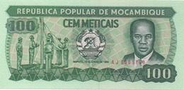Mozambique : 100 Meticais 1983 UNC - Mozambique