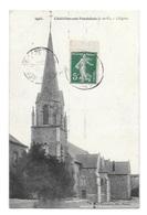 (27445-35) Chatillon En Vendelais - L'Eglise - Other Municipalities