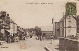 S30-041 Bléneau - Avenue De La Gare - Bleneau