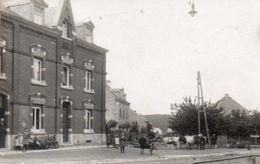 Tellin Rue Des Juifs  Carte Photo De 1902 N'a Pas Circulé - Tellin