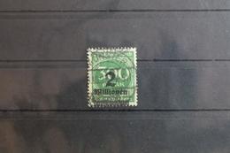 Deutsches Reich 310A Gestempelt Geprüft Infla Berlin #SM313 - Germany