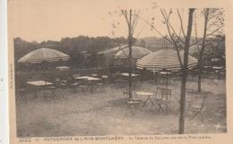 *** 91  **  Autodrome De Linas-Montlhery La Ferme Du Fay -terrasse Avec Vue Sur La Piste Routiere- Neuve Excellent état - Montlhery