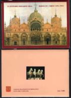 VATICANO - 1994 - IX CENTENARIO DEDICAZIONE DELLA BASILICA DI SAN MARCO DI VENEZIA (1094-1994) - Interi Postali