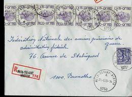 Doc. De MEIX - DEVANT - VIRTON - A - ( 6750 ) Du 21/05/79 En Rec. ( E) - Marcophilie