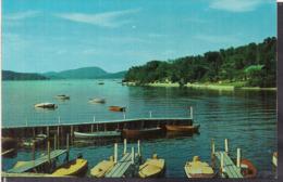 C. Postale - Candlewood Lake - Circa 1960 - Non Circulee - A1RR2 - Etats-Unis