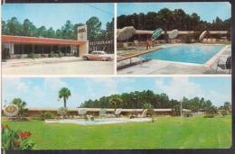 C. Postale - Nahunta - Gold House Motor Lodge - Circa 1960 - Non Circulee - A1RR2 - Etats-Unis