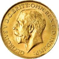 Monnaie, Afrique Du Sud, George V, Sovereign, 1927, Pretoria, SUP, Or, KM:21 - Sudáfrica