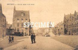 Place Jean Van Eyck - Brugge - Bruges - Brugge