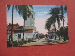 Calle Del Mercado Puerto De Corinto  Nicaragua Ref 4248 - Nicaragua