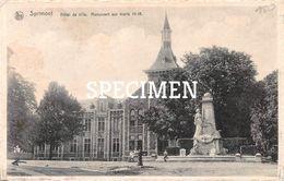 Hôtel De Ville - Monuments Aux Morts - Sprimont - Sprimont