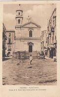POZZUOLI-NAPOLI-RICORDI STORICI-CARTOLINA NON VIAGGIATA-ANNO 1915-1930 - Pozzuoli