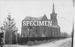 Fotokaart Kirche In Houthulst - Houthulst
