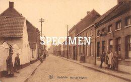 Rue De L'Eglise - Helchin - Spiere-Helkijn - Espierres-Helchin - Spiere-Helkijn