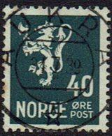 Norwegen 1940, MiNr 228, Gestempelt - Norwegen