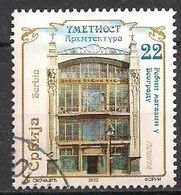 Serbien  (2012)  Mi.Nr.  448  Gest. / Used  (11ga33) - Serbie