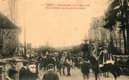 89 - VENISY - Cavalcade Des 15 Et 16 Mars 1910 - Avant Le Départv Le Groupe Des Cavaliers - Francia
