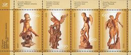 Estonie, Estonia Estland 2005. Sculptor  Amandus Adamson. Wooden Sculpture.  MNH** - Estonia