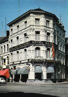 HOTEL BEAUMONT ,CAFE RESTAURANT MAASTRICHT, BEAU PLAN COULEUR VW COCCINELLE  REF 66986 - Hotels & Restaurants