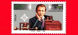 Nuovo - MNH - ITALIA - 1995 - Centenario Della Radio - Ritratto Di Guglielmo Marconi - 850 - 1991-00: Mint/hinged