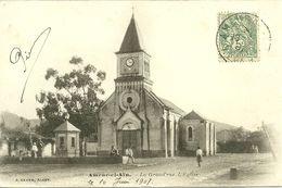 ALGERIE AMEUR EL AIN 1907JOLI PLAN A VOIR - Andere Städte