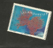 Nouveauté  Les Amoureux  Tarif International    (pag10) - Nuova Caledonia