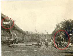 REGIO Ковно Kowno Kaunas Litauen - 1-3 (aus Album)  Soldats Allemande  -guerre 14/18-WWI  Photo Allemande - Lituanie