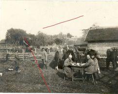 REGIO Ковно Kowno Kaunas Litauen - 2-3 (aus Album)  Soldats Allemande  -guerre 14/18-WWI  Photo Allemande - Lituanie