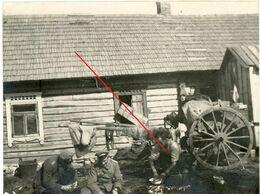 REGIO Ковно Kowno Kaunas Litauen - 3-3 (aus Album)  Soldats Allemande  -guerre 14/18-WWI  Photo Allemande - Lituanie