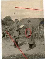 Litauen - Divisionskommandeur Mit Dolch -  Sehr Interressant !!  -guerre 14/18-WWI  Photo Allemande - 1914-18