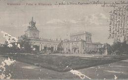 POLOGNE  WARSZAWA  PALAC W WILANOWIE - Polonia