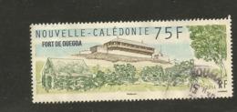 1128   Fort De OUEGOA   (clasyverouge29) - Nuova Caledonia