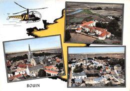 M-20-1297 : VUES AERIENNES. BOUIN. - Les Lucs Sur Boulogne