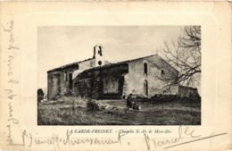 CPA La GARDE-FREINET - Chapelle N.D. De Mire-Mer (106689) - La Garde Freinet