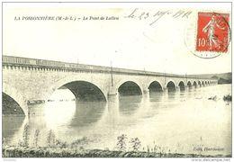 La Possonnière. Le Pont De Lalleu. - Frankreich