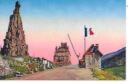 Col Du Petit Saint Bernard ( 73 ) - La Frontière Franco - Italienne - Zoll