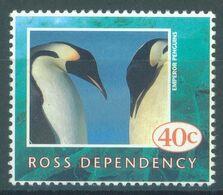 ROSS DEPENDENCY - MNH/** - 1995 - MANCHOT - Yv 37  - Lot 21857 - Ungebraucht