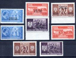 Romania / Rumänien  Michel #  706 : 15 ** - 1918-1948 Ferdinand, Charles II & Michael