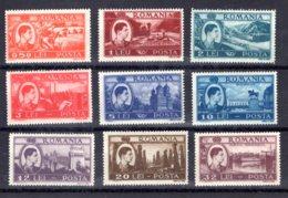 Romania / Rumänien  Michel #  1066 : 75 ** - 1918-1948 Ferdinand, Carol II. & Mihai I.