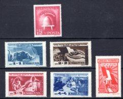 Romania / Rumänien  Michel #  1083 : 89 ** - 1918-1948 Ferdinand, Carol II. & Mihai I.
