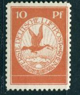 Deutsches Reich Flugpost - Michel I Pfr.** - Airmail