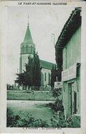 VAISSAC ( Le Tarn Et Garonne Illustré ) : Le Quartier Bas- L'Eglise - Other Municipalities